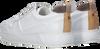 Witte FRED DE LA BRETONIERE Lage sneakers 101010213 - small