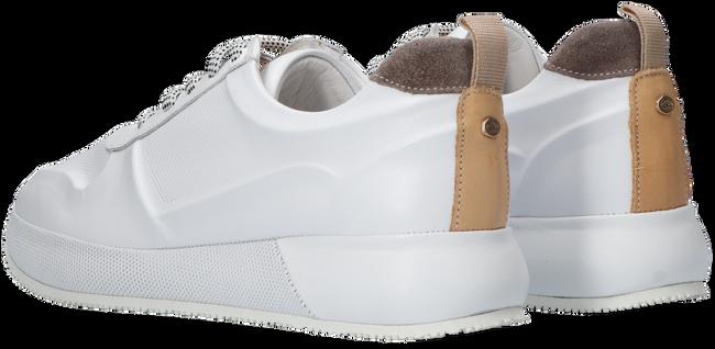 Witte FRED DE LA BRETONIERE Lage sneakers 101010213 - large