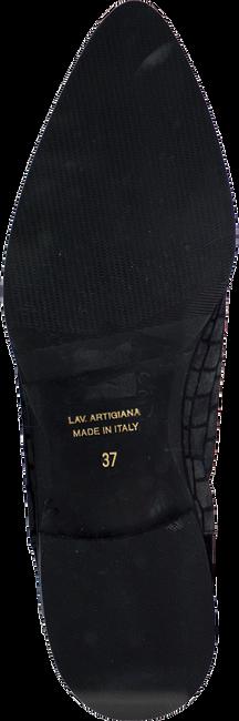 Zwarte MARIPE Veterschoenen 21439  - large