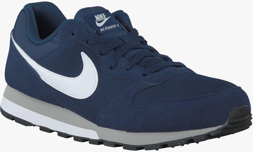 Blauwe NIKE Sneakers MD RUNNER 2 MEN  - larger