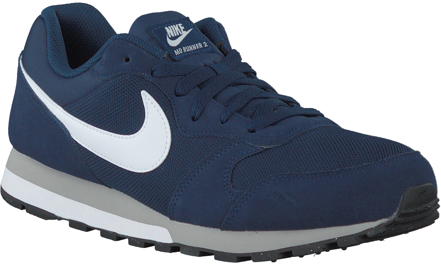 Blauwe NIKE Sneakers MD RUNNER 2 MEN | Omoda