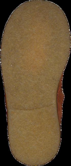 Bruine SHOESME Enkellaarsjes CR9W091  - large