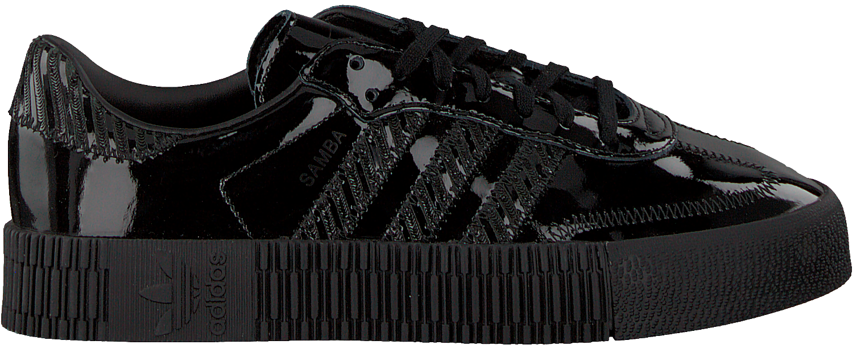adidas sambarose zwart