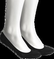 Zwarte TOMMY HILFIGER Sokken WOMEN REGULAR STEP - medium