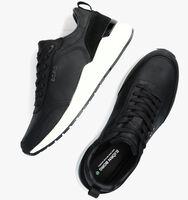 Zwarte BJORN BORG Lage sneakers R1900 OIL M  - medium