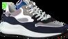 Grijze FLORIS VAN BOMMEL Lage sneakers 16269  - small