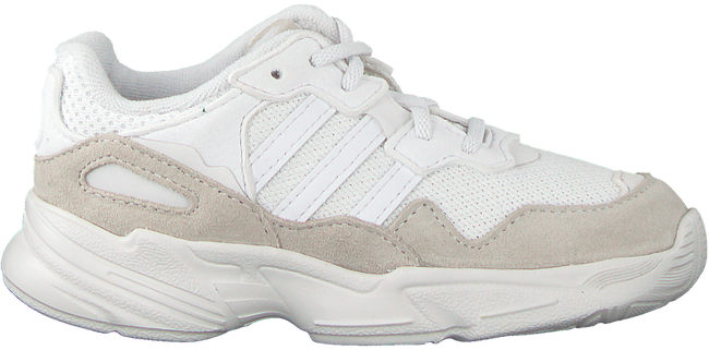 Witte ADIDAS Sneakers YUNG-96 EL I  - large