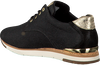 Zwarte GABOR Sneakers 320  - small