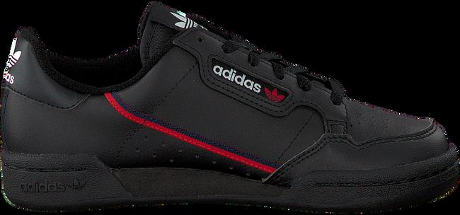 Zwarte ADIDAS Sneakers CONTINENTAL 80 J  - large