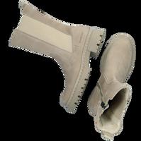 Taupe G-STAR RAW Veterboots KAFEY HGH CHS NUB W  - medium