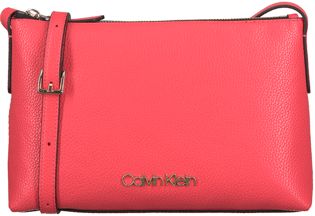 Rode CALVIN KLEIN Schoudertas NEAT CROSSBODY  - large