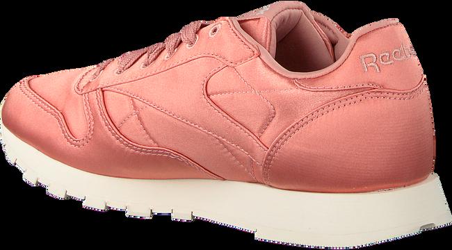 roze REEBOK Sneakers CL LTHR SATIN WMN  - large