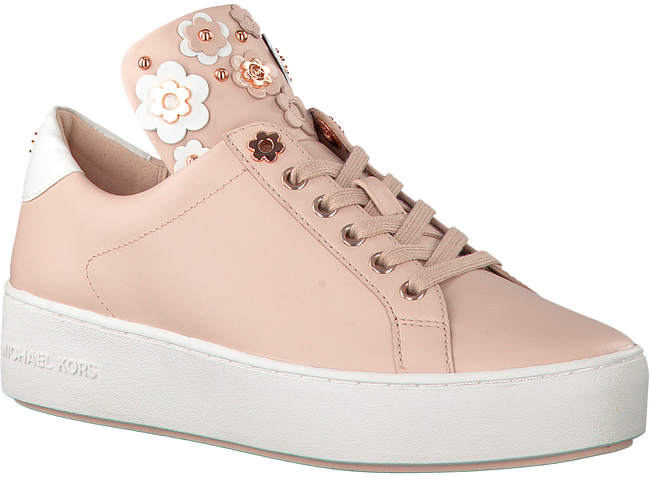 Roze MICHAEL KORS Sneakers MINDY LACE UP - large