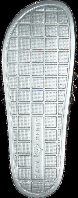Zilveren KATY PERRY Slippers KP0404  - large