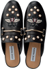 Zwarte STEVE MADDEN Loafers KERA-B MULE  - small