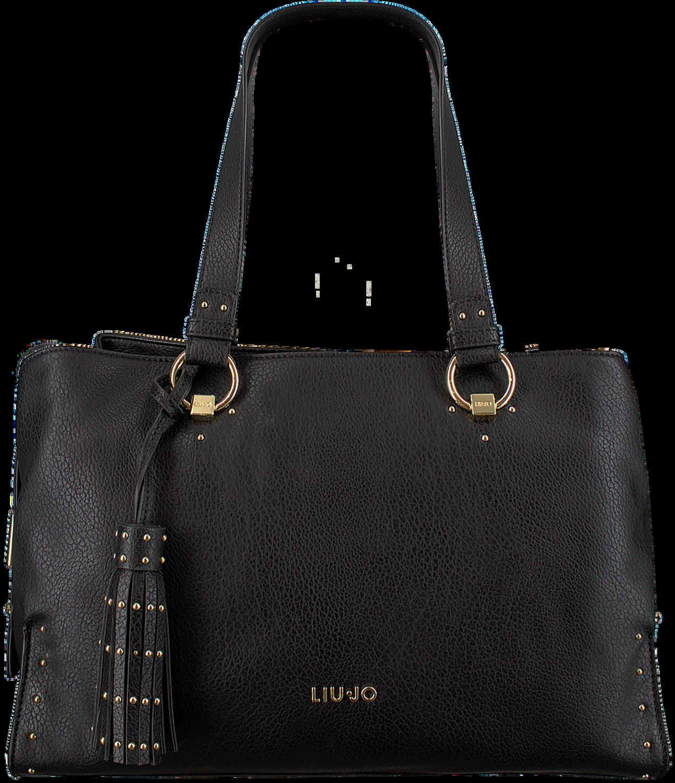 ea5fe6e6e0cc Sac Liu Jo « Shopping Étampes Noir USylUGL - case.croi-champagne ...