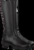 Zwarte KANJERS Lange laarzen 5294RP  - small