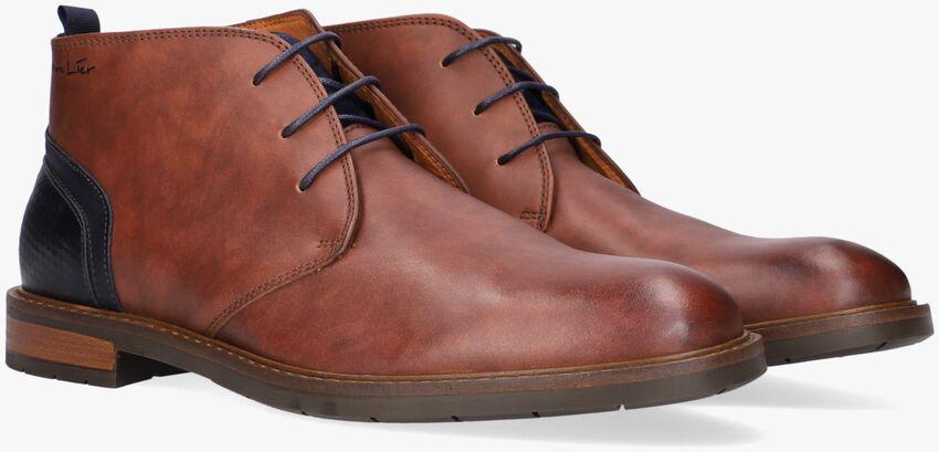 Cognac VAN LIER Nette schoenen 2158207  - larger
