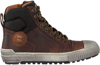 Cognac DEVELAB Hoge sneaker 41885  - medium
