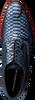 Blauwe FLORIS VAN BOMMEL Nette schoenen 19104 - small