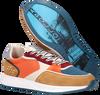 Oranje THE HOFF BRAND Lage sneakers HARLEM  - small