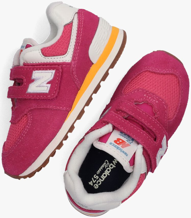 Roze NEW BALANCE Lage sneakers IV574  - larger