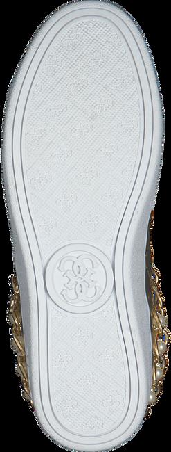 Gouden GUESS Sneakers FLRNN2 LEL12 - large