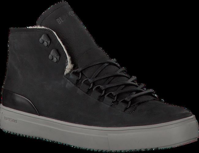Grijze BLACKSTONE Sneakers OM73  - large