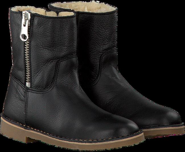 Zwarte OMODA Lange laarzen 8127C0  - large