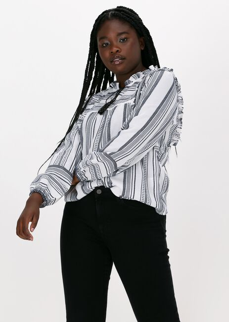 Witte MOLIIN Blouse IVY  - large
