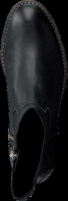 Zwarte SHABBIES Enkellaarsjes 182020093 - large