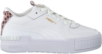 Witte PUMA Lage sneakers CALI SPORT CHEETAH  - medium