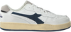 Witte DIADORA Lage sneakers MI BASKET LOW USED  - small