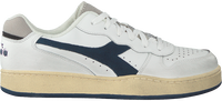 Witte DIADORA Lage sneakers MI BASKET LOW USED  - medium