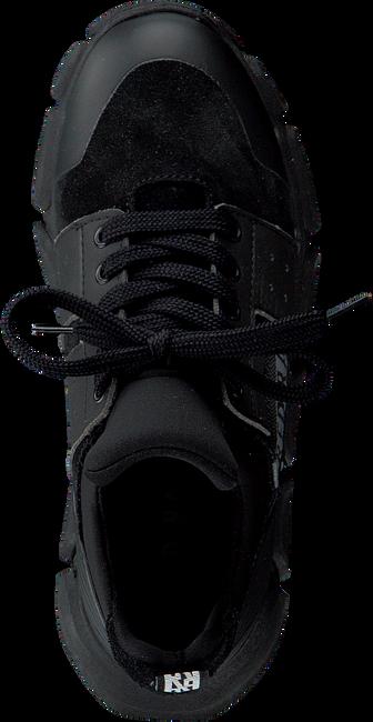 Zwarte RED-RAG Lage sneakers 13257  - large