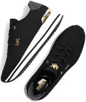 Zwarte MICHAEL KORS Lage sneakers MONIQUE TRAINER  - medium