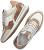 Camel VIA VAI Lage sneakers NORA SOOTH  - small