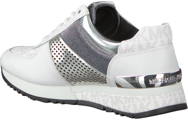 Witte MICHAEL KORS Sneakers ALLIE WRAP TRAINER  - large