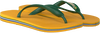 Gele HAVAIANAS Slippers BRASIL LOGO  - small