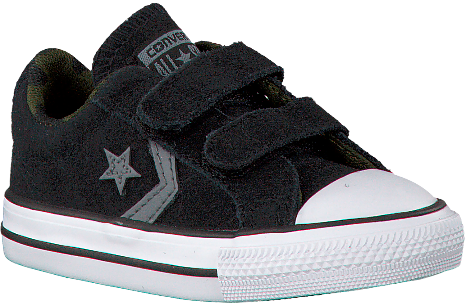 8fc67aa8ea7 Zwarte CONVERSE Sneakers STAR PLAYER EV 2V OX KIDS - large. Next