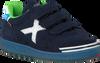 Blauwe MUNICH Sneakers G3 VELCRO - small