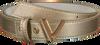 Gouden VALENTINO HANDBAGS Riem DIVINA BELT  - small