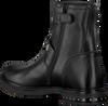 Zwarte APPLES & PEARS Enkellaarsjes B008518 - small