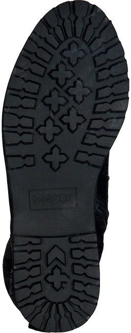 Zwarte MEXX Veterboots FLUX  - large
