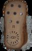Bruine UGG Vachtlaarzen MINI UGG BOOTIE - small
