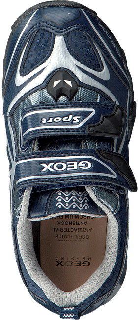 Blauwe GEOX Sneakers ECLIPSE  - large