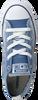 Blauwe CONVERSE Sneakers CTAS STRIPE KIDS  - small