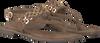 Taupe LAZAMANI Sandalen 75.407  - small