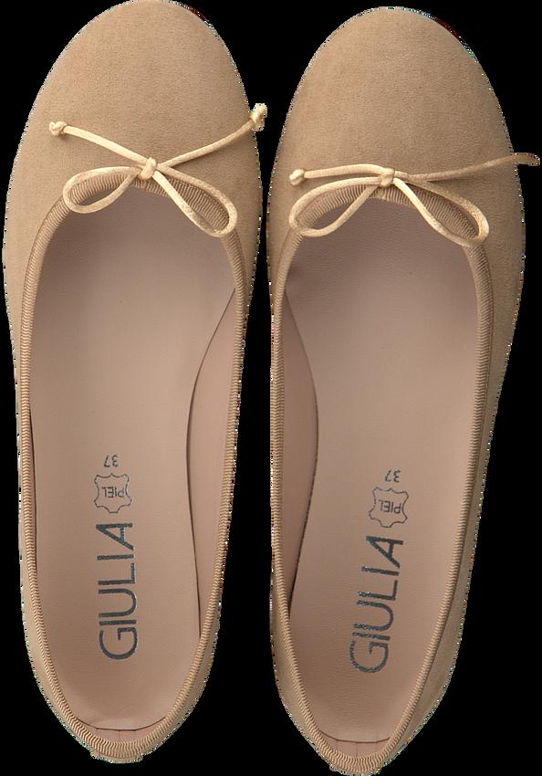 Beige GIULIA Ballerina's G.12.BALLERINA  - larger