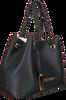 Zwarte VALENTINO HANDBAGS Shopper CORSAIR TOTE  - small